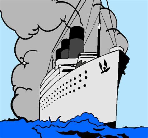 barco de vapor dibujo para colorear barco a vapor dibujo imagui