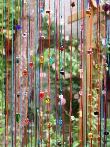 Rideaux De Perles by Rideau De Porte D 233 Co Inspiration Boh 232 Me