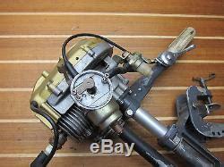 Tas Motor Parts vintage tas motor qs 22 tob 12 boat 22cc outboard motor