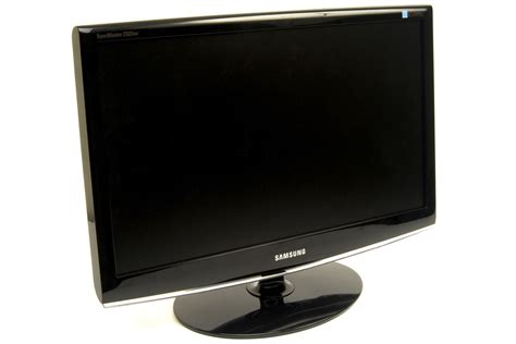 samsung syncmaster sw review possessing great image