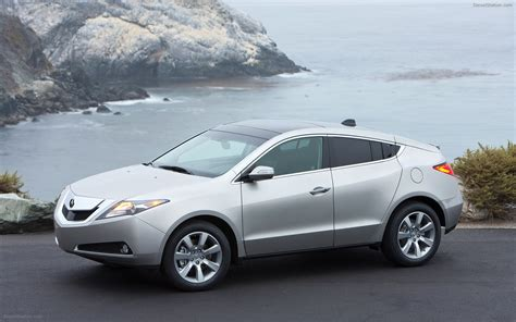 acura zdx 2011 widescreen car wallpapers 08 of 50