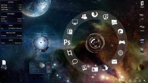 download themes rainmeter 6 best sources to download rainmeter themes and skins