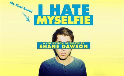 shane dawson book event quot i hate myselfie quot getty images shane dawson s book top barnes and noble s paperback