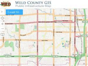 weld county has new real time road map that shows which