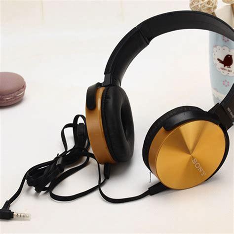 Headphone Jbl Mdr Xb450ap Stereo Headset Bando Earphone for sony mdr xb450ap smartphone bass headset