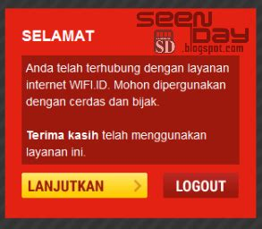 Voucher Wifi Id Telkom cara login menggunakan voucher wifi id telkom wifi id seen day
