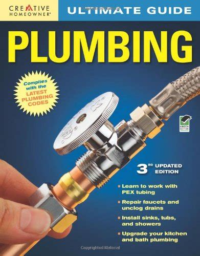 Guide To Plumbing by Home Repair Books Maintenance More Home Tips For