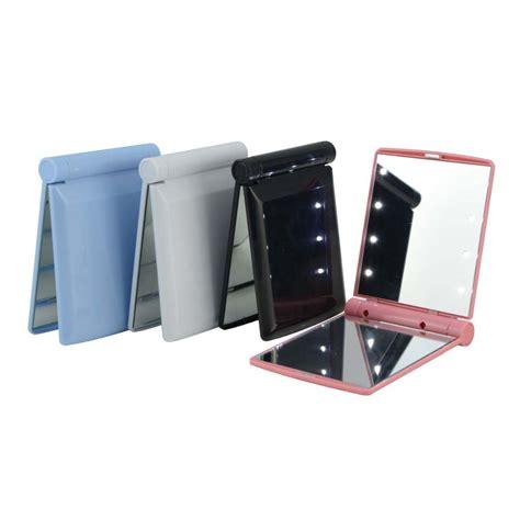 Cermin Kaca Led cermin led terdapat 8 butir lu led kaca rias mirror