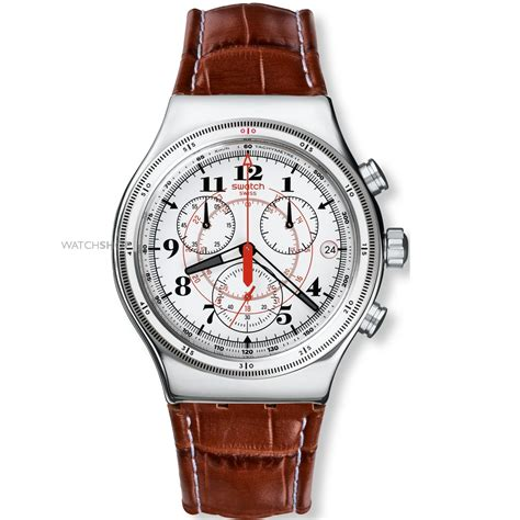 Swatch Irony Chrono 3 s swatch irony chrono back to the roots chronograph yvs414 shop