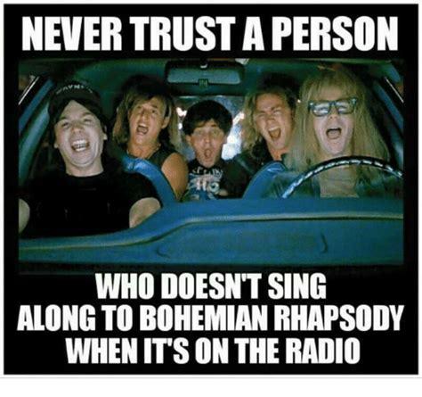 Bohemian Rhapsody Memes - carpool karaoke malaysian style kdu students recommend