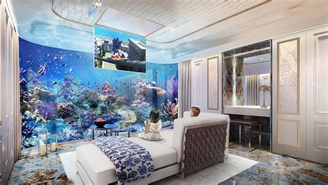 floating seahorse signature editions underwater bedrooms