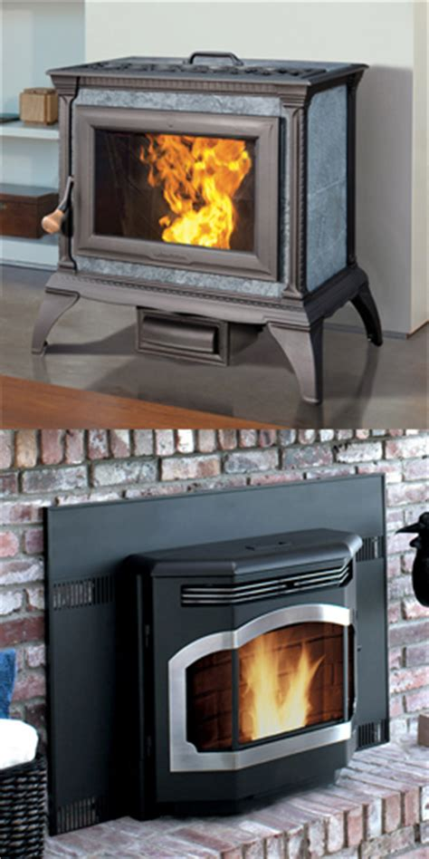 Pellet Stoves & Fireplace Inserts   Chimney Care Company