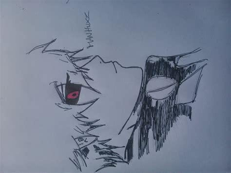 imagenes para dibujar tokyo ghoul tokyo ghoul dibujando a kaneki youtube