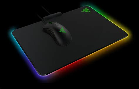 Razer Firefly The Light Up Mousepad You Never Knew You