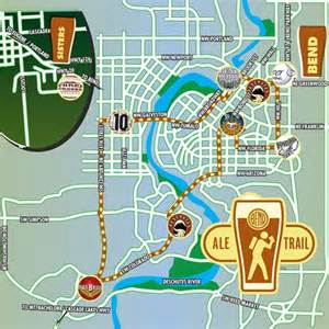 2013 bend ale trail maps are now available rent a bike