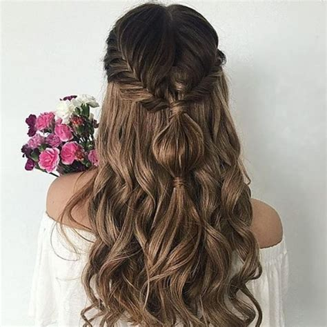 43 beautiful hairstyles inspirations ideas for prom vis wed