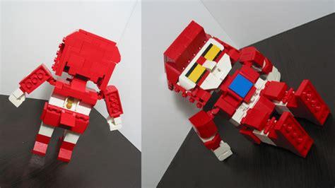 Lego Godmars Minifigure lego ideas god mars gaia