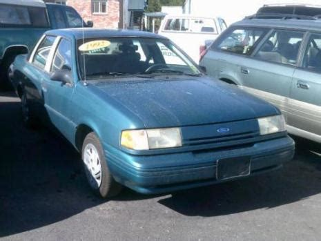 auto air conditioning repair 1989 ford tempo windshield wipe control 1992 ford tempo cars for sale
