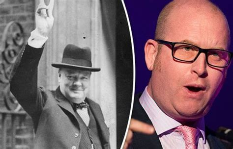 trump reinstalls churchill bust obama removed paul nuttall on the significance of the churchill bust