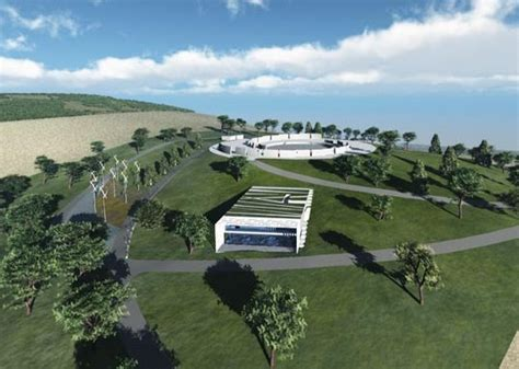 design concept memorial park wind powered memorial park envisioned for turkey