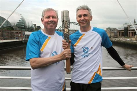 Baton Detox South Foster by S Baton Relay Arrives In Tyneside Ahead Of The