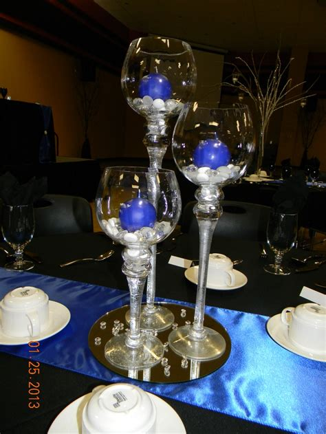 25 b 228 sta royal blue centerpieces id 233 erna p 229 pinterest