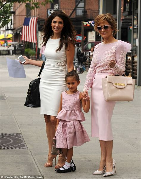 Ny Piyamas Ladie and emme dress up for