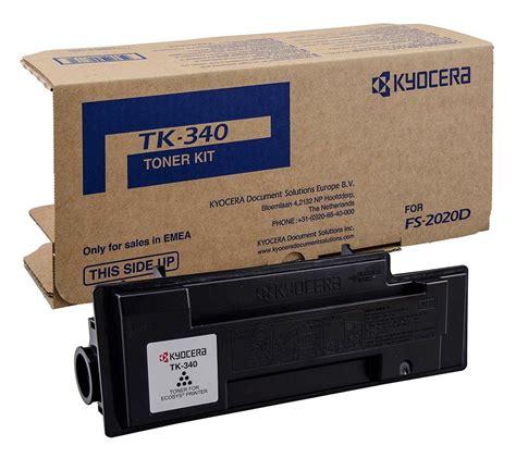 Toner Kyocera buy our kyocera tk340 black original laser toner cartridge