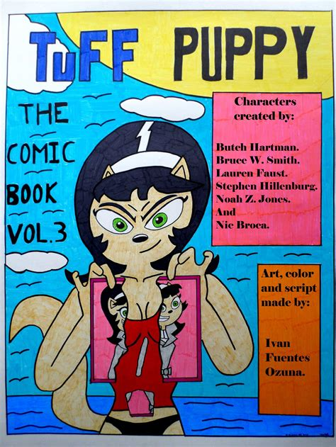tuff puppy comic tuff puppy the comic book chapter 3 by seid on deviantart