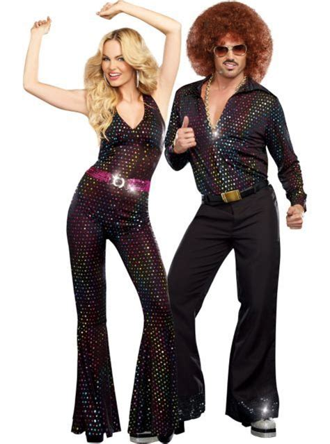 how to dress up for a disco party with pictures wikihow disco couples costumes party city costume ideas