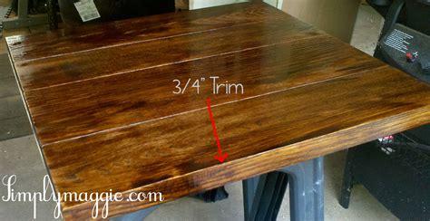 Butcher Block Countertops Diy by Diy Wide Plank Butcher Block Counter Tops Simplymaggie