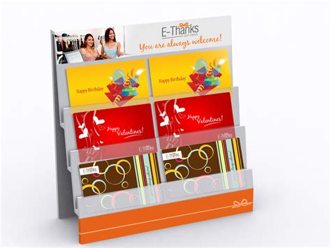 Can U Buy A Gift Card With A Gift Card - ethanks gift card stand by 11thagency on deviantart