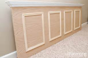 how to make a plain door into a headboard when you cannot