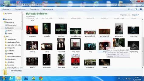 windows 10 no muestra imagenes en miniatura solucion al porque no se ven las imagenes en miniatura y