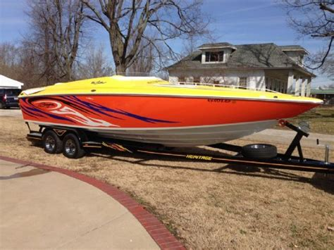 cabin speed boats for sale 26 feet 2007 baja outlaw sst cuddy cabin orange and