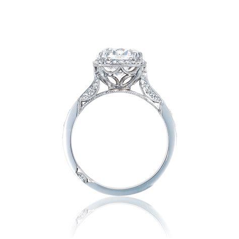 brilliant center engagement ring dk gems