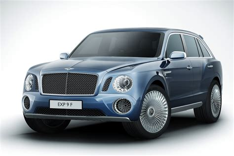 bentley exp 9 f bentley exp 9 f suv concept is monstrously slashgear