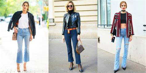 2016 bootcut jeans in or out 6 fresh ways to wear bootcut jeans fashion magazine