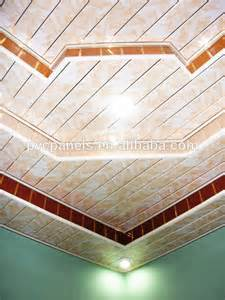 Modern Design Pvc Ceiling Tiles Interior Decorative Wall