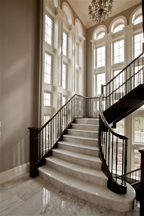 traditional staircases barclay hollywood a traditional staircase toronto
