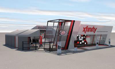 time zone xfinity xfinity gets race ready sportsbusiness daily