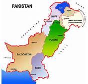 Maps Map Pakistan