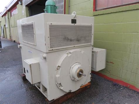 induction motor general electric p10769 1000 hp general electric induction ac motor peak machinery