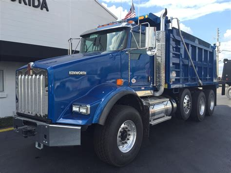 kenworth for sale in florida kenworth t800 in florida for sale 241 used trucks from 365