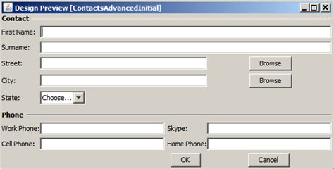 advanced java tutorial using netbeans designing an advanced java form using the gridbag