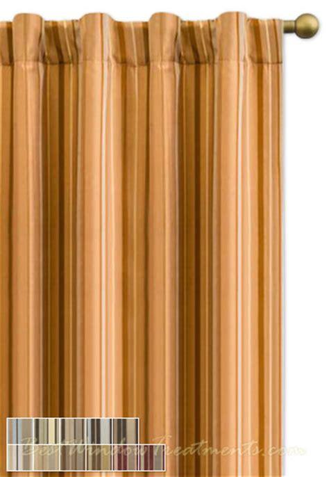 best window curtains rod pocket curtains on traverse rod pinch pleat