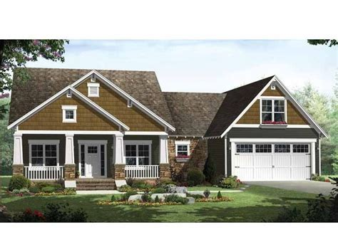 craftsman house plan with 1816 square and 3 bedrooms
