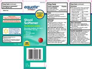 stool softener plus stimulant laxative equate walmart