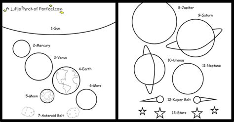 printable activity sheets solar system solar system coloring pages for kindergarten pics about