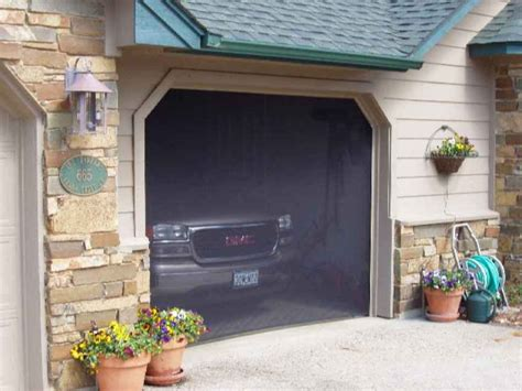Garage Door Mosquito Net by Bug Screen For Garage Door 2017 2018 Best Cars Reviews